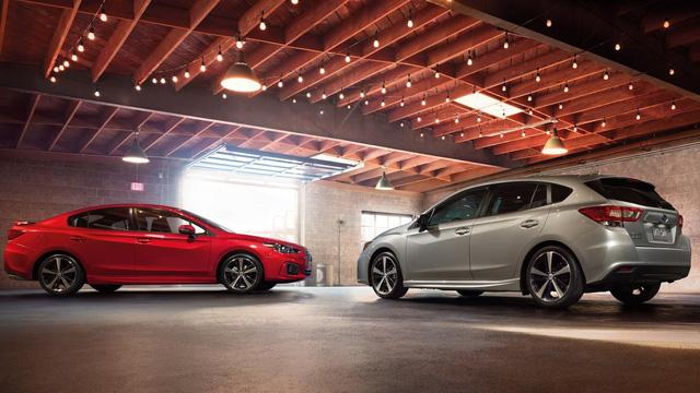 Subaru Impreza được bình chọn là Xe của năm 2016-2017 tại Nhật Bản - Ảnh 2.