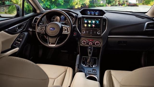 Subaru Impreza được bình chọn là Xe của năm 2016-2017 tại Nhật Bản - Ảnh 3.