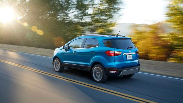 Cả hai động cơ trên đều đồng hành cùng hộp số tự động 6 cấp tiêu chuẩn. Riêng động cơ 2.0 lít sẽ đi kèm hệ dẫn động 4 bánh Intelligent 4WD của Ford.