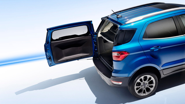 Hiện Ford EcoSport đang được sản xuất tại nhiều quốc gia khác nhau như Brazil, Ấn Độ và Thái Lan. Hiện chưa rõ Ford EcoSport 2018 dành cho thị trường Mỹ sẽ được lắp ráp ở đâu, rất có thể là Mexico.