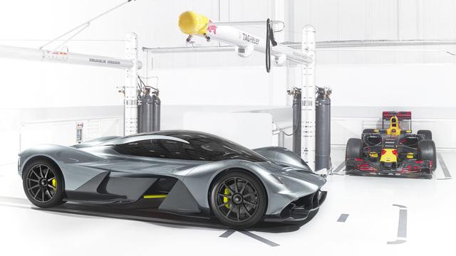 hình dáng chiếc siêu xe đắt nhất thế giới