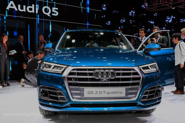 Về thiết kế, Audi Q5 thế hệ mới dường như không thay đổi quá nhiều so với phiên bản cũ. Tuy nhiên, ẩn bên trong cái vỏ bình cũ là rượu mới khiến nhiều người phải bất ngờ.