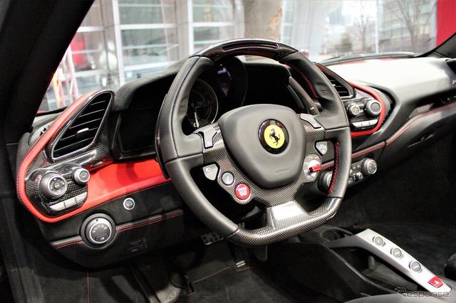 Chiêm ngưỡng siêu xe Ferrari J50 trị giá 55,77 tỷ Đồng bằng xương, bằng thịt - Ảnh 8.
