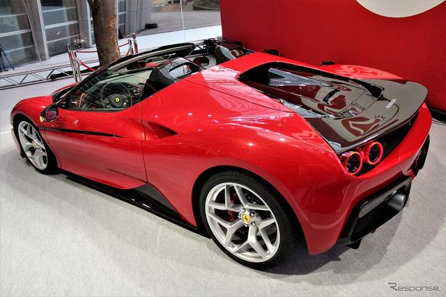 Chiêm ngưỡng siêu xe Ferrari J50 trị giá 55,77 tỷ Đồng bằng xương, bằng thịt - Ảnh 4.