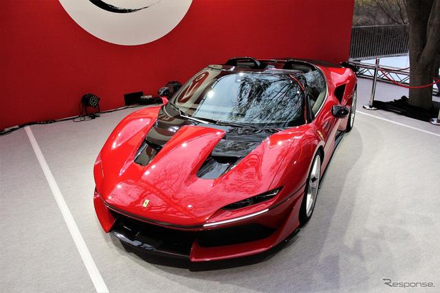 Chiêm ngưỡng siêu xe Ferrari J50 trị giá 55,77 tỷ Đồng bằng xương, bằng thịt - Ảnh 12.