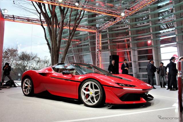 Chiêm ngưỡng siêu xe Ferrari J50 trị giá 55,77 tỷ Đồng bằng xương, bằng thịt - Ảnh 2.