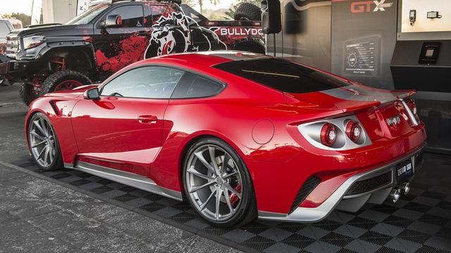 Ngựa hoang Ford Mustang bản độ đầy thị phi có giá 2,75 tỷ Đồng - Ảnh 3.