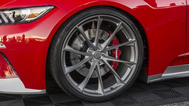 Ngựa hoang Ford Mustang bản độ đầy thị phi có giá 2,75 tỷ Đồng - Ảnh 7.