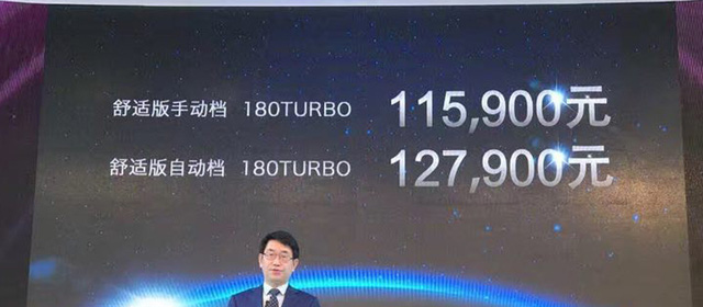 Giá bán của Honda Civic 180Turbo 2016