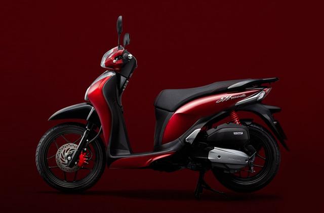 Honda SH Mode 125cc 2017 giá bao nhiêu? Đánh giá thiết kế & động cơ vận hành 4