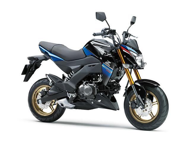 Kawasaki Z125 Pro 2017 trình làng, giá từ 66,5 triệu Đồng - Ảnh 2.