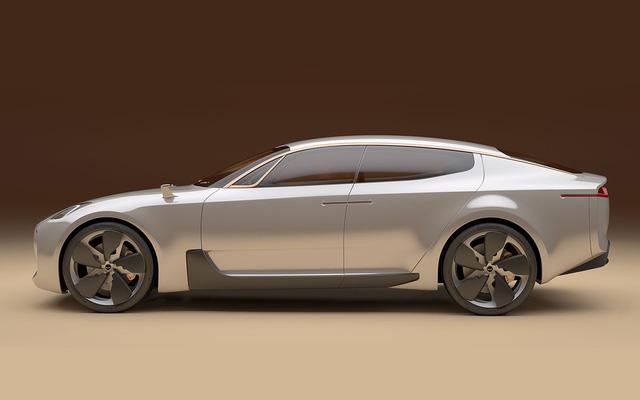 GT Concept 2011.