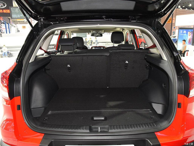 Chi tiết Kia KX3 2016 giá từ 368 triệu VNĐ cạnh tranh với Ford EcoSport 11