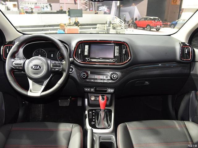 Chi tiết Kia KX3 2016 giá từ 368 triệu VNĐ cạnh tranh với Ford EcoSport 7.