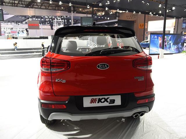 Chi tiết Kia KX3 2016 giá từ 368 triệu VNĐ cạnh tranh với Ford EcoSport 5