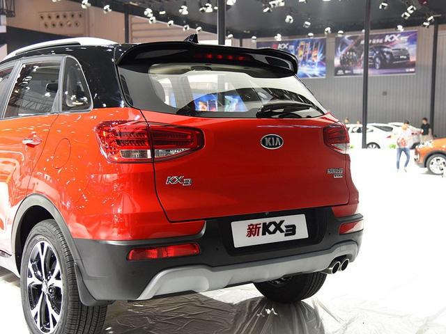Chi tiết Kia KX3 2016 giá từ 368 triệu VNĐ cạnh tranh với Ford EcoSport 10