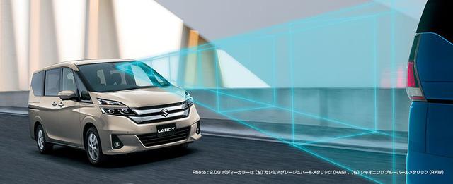 Suzuki Landy 2017 - Xe đa dụng tiện nghi cho gia đình - Ảnh 8.