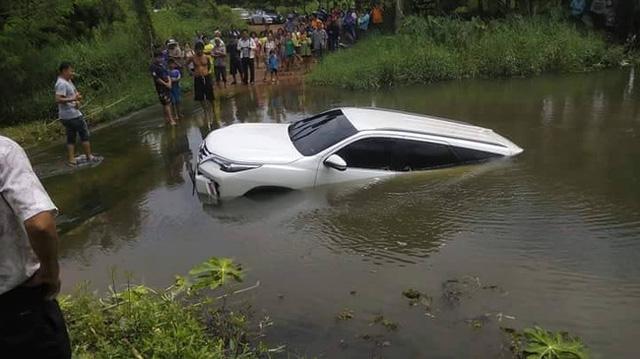 Hình ảnh vụ tai nạn này từng gây xôn xao trên mạng xã hội Việt Nam. Ảnh: Otofun