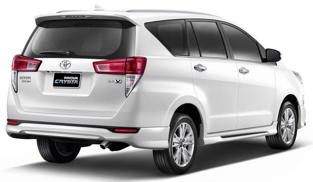 Giá xe Toyota Innova tại Việt Nam đắt hơn Thái Lan gần 100 triệu 4