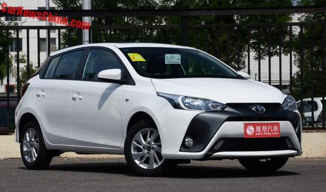 Giá xe Toyota Yaris L 2017 từ 246 triệu VNĐ với thiết kế hoàn toàn mới 3