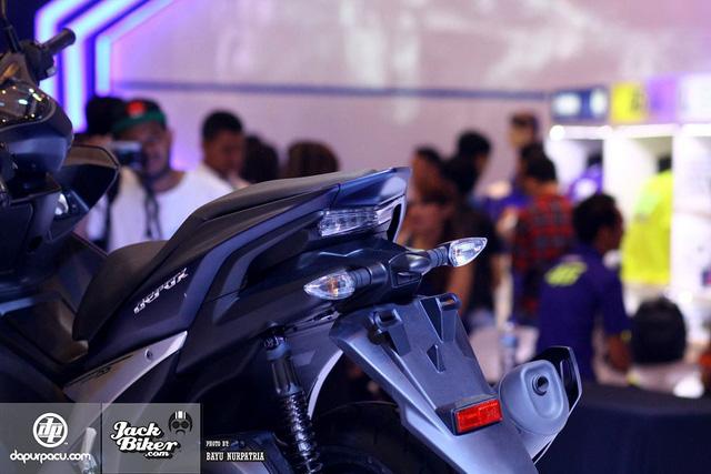 Yamaha NVX 155cc 2017 tiếp tục ra mắt tại Indonesia 5