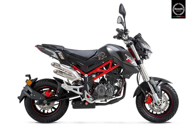 Đối thủ Honda MSX125, Benelli TNT125 chốt giá 42 triệu Đồng - Ảnh 1.
