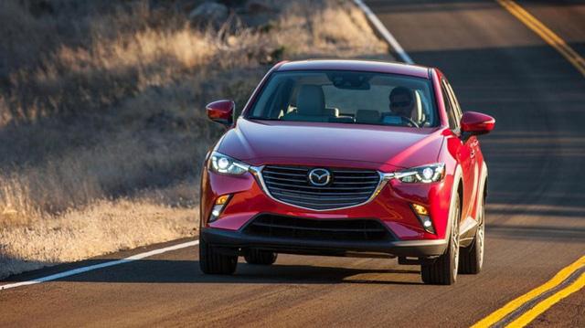 Mazda CX-3 2016 rục rịch xâm nhập vào  thị trường Việt  6