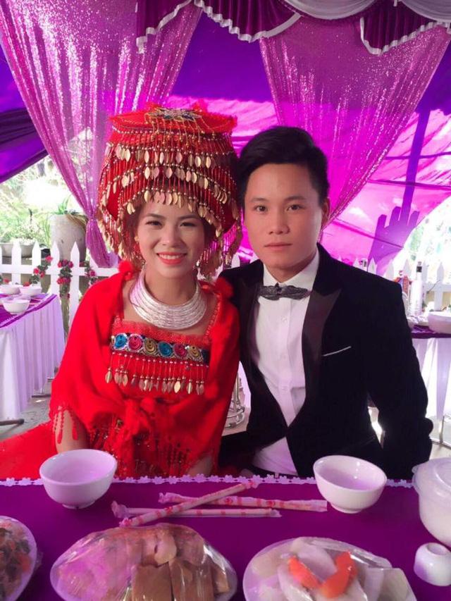 Dàn mô tô khủng tham gia rước dâu của người dân tộc H'Mông - Ảnh 3.