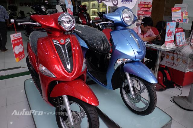 Yamaha Nozza dừng sản xuất khiến khách hàng không có nhiều lựa chọn trong phân khúc xe tay ga dưới 30 triệu đồng.