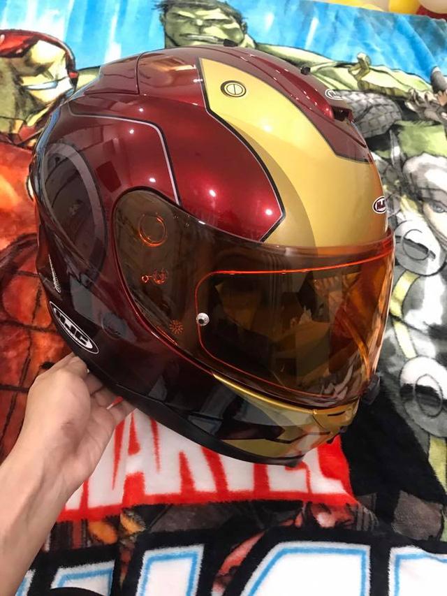Ducati 959 Panigale khoác áo Iron Man của nữ biker 9X Sài thành - Ảnh 4.