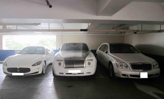 Choáng với căn hầm để xe toàn Bentley tại Hà Nội - Ảnh 4.