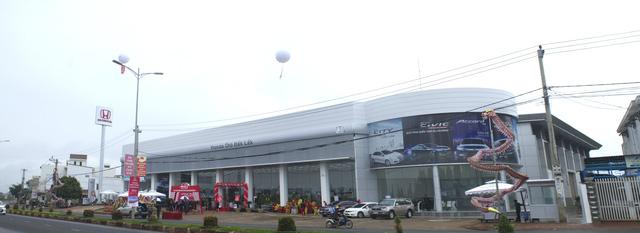 Đại lý Honda Ô tô Đắk Lắk là đại lý tiêu chuẩn 5S đầu tiên của Honda tại khu vực Tây Nguyên.