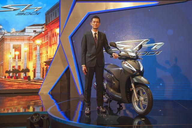 Honda SH300i chính hãng 248 triệu, đại lý tư nhân khóc ròng - Ảnh 4.