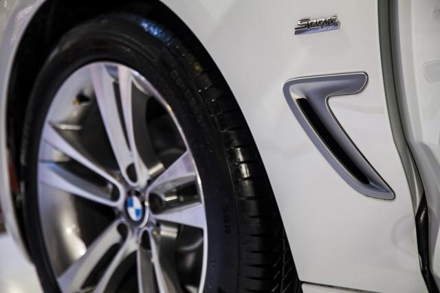 BMW 320i 2017 giá bao nhiêu? Đánh giá nội ngoại thất và vận hành