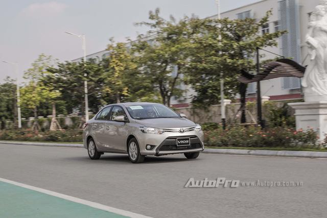 Tháng 12: Toyota Vios và Innova đắt hàng như tôm tươi, bán trên 4000 xe/tháng - Ảnh 1.