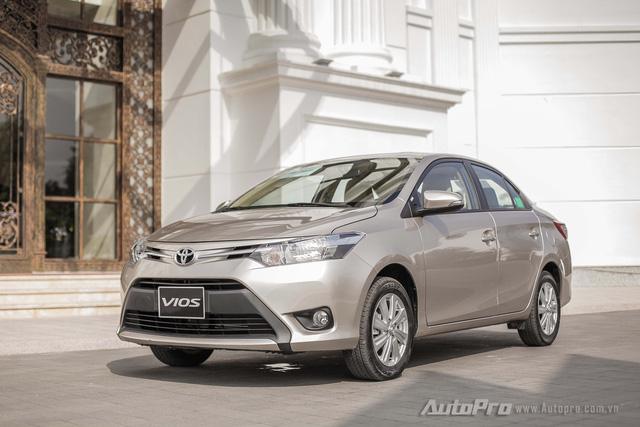 """Đánh giá Toyota Vios 2016: Giải mã hiện tượng người Việt """"cuồng"""" Vios - Ảnh 3."""