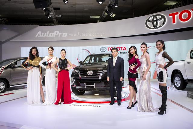 Triển lãm ô tô Việt Nam 2016 thực dụng hơn với các mẫu xe nhỏ dễ bán 2