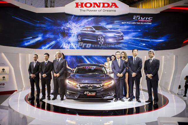 Triển lãm ô tô Việt Nam 2016 thực dụng hơn với các mẫu xe nhỏ dễ bán 3