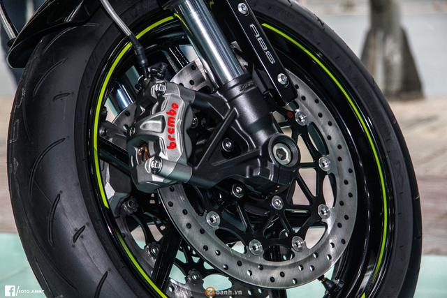 Kawasaki Z1000 2017 đầu tiên cập bến Việt Nam, giá từ 399 triệu Đồng - Ảnh 3.