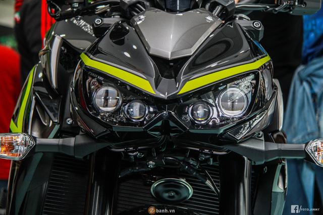 Kawasaki Z1000 2017 đầu tiên cập bến Việt Nam, giá từ 399 triệu Đồng - Ảnh 4.