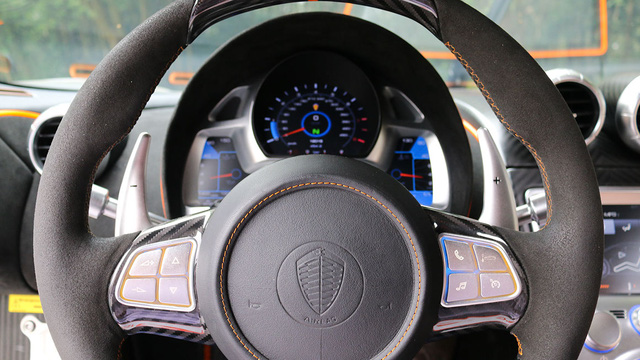 Cận cảnh siêu xe Koenigsegg One:1 được rao bán 135 tỷ Đồng - Ảnh 9.