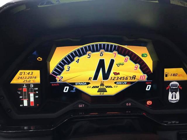 Lamborghini Aventador SV mui trần độc nhất Việt Nam có giá thách cưới 39 tỷ Đồng - Ảnh 3.