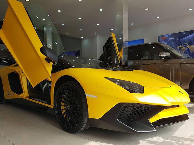 Lamborghini Aventador SV mui trần độc nhất Việt Nam có giá thách cưới 39 tỷ Đồng - Ảnh 7.