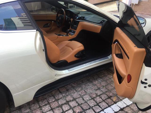 Hàng hiếm Maserati GranTurismo độ body kit MC Stradale rao bán 3,4 tỷ Đồng - Ảnh 5.