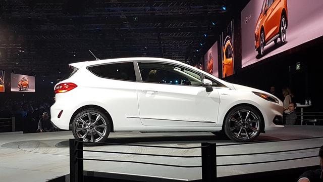 Hiện giá bán của Ford Fiesta 2017 vẫn chưa được công bố.