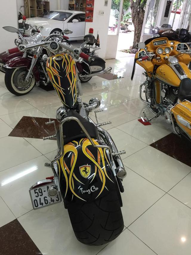 Ngoài dàn siêu xe khủng, đại gia y tế còn có bộ sưu tập mô tô khiến nhiều biker phát thèm - Ảnh 12.