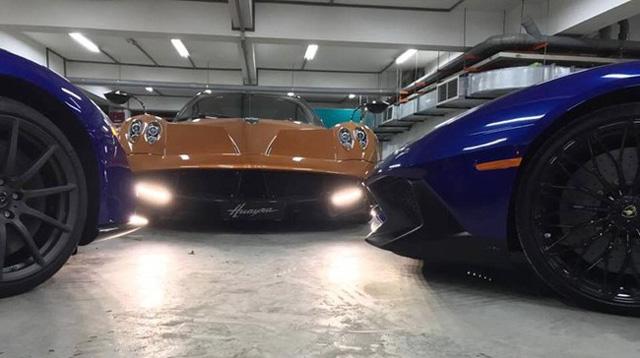 4 siêu xe cực đắt và cực hiếm cập bến Việt Nam trong năm 2016 - Ảnh 1.