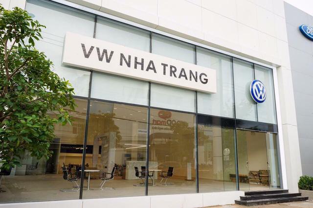 Showroom boutique VW Nha Trang đã chính thức đi vào hoạt động
