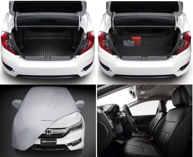 Phụ kiện tiện ích dành cho xe Honda được cung cấp chính hãng tại Việt nam.
