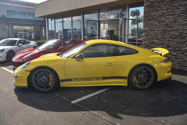 Hàng hiếm Porsche 911 R có giá khóc thét 23 tỷ Đồng - Ảnh 4.